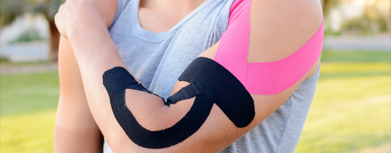 Kinesio Taping Brooksville, Spring Hill & Sumter, FL